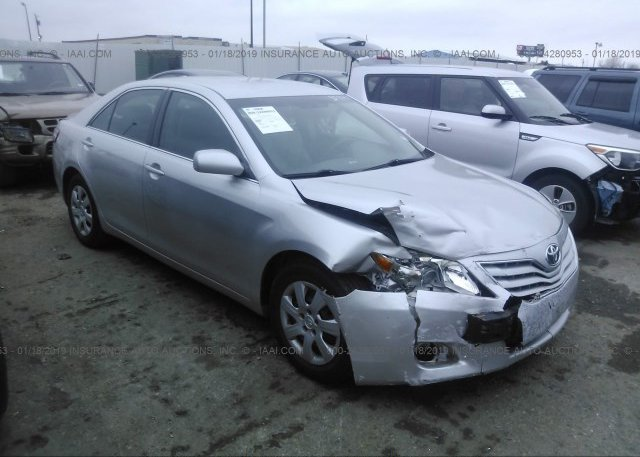 Inventory #414919100 2011 Toyota CAMRY