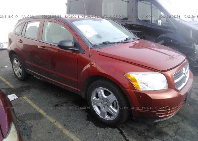 Inventory #623174493 2009 Dodge CALIBER