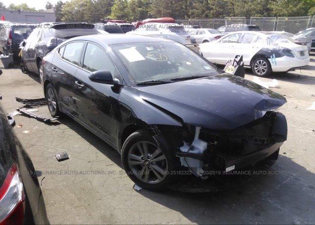 Inventory #641977297 2017 Hyundai ELANTRA