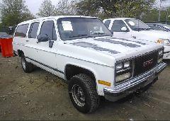 1990 GMC SUBURBAN