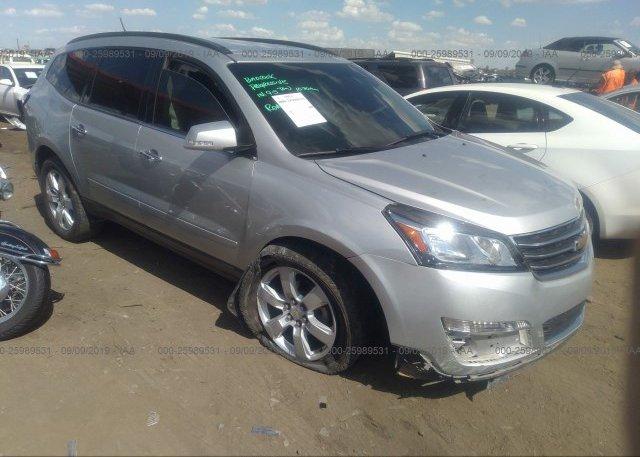 Inventory #561899562 2016 Chevrolet TRAVERSE
