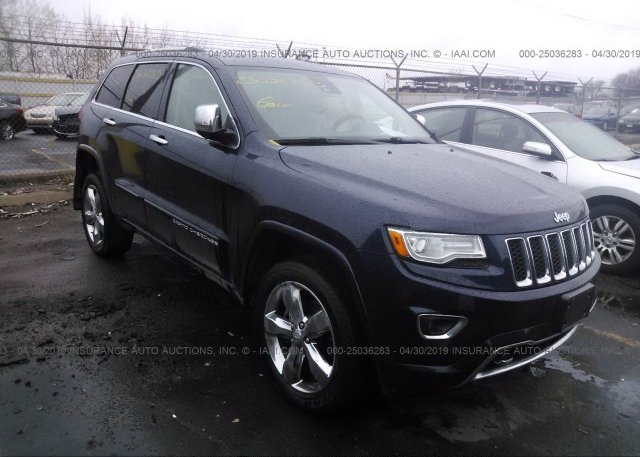 Inventory #414017973 2015 JEEP GRAND CHEROKEE