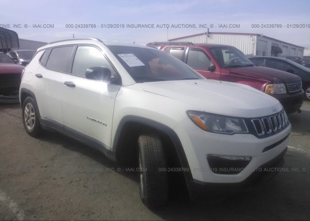 Inventory #931758820 2018 JEEP COMPASS