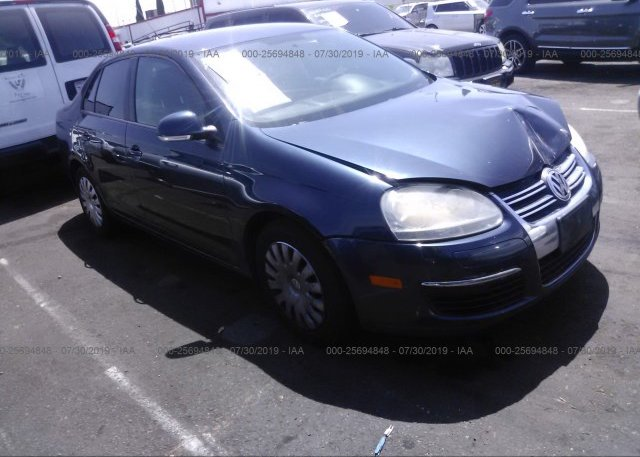 Inventory #809491035 2009 Volkswagen JETTA