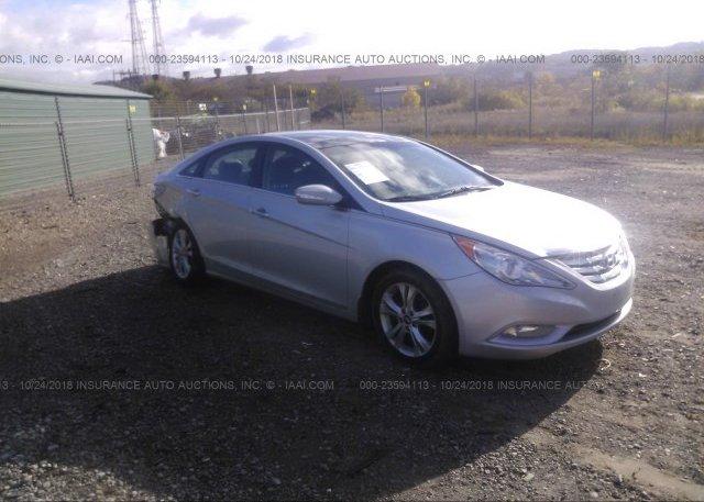Inventory #211415801 2012 Hyundai SONATA