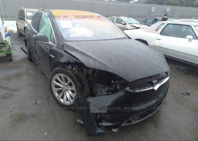Inventory #293122831 2017 Tesla MODEL X
