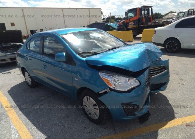 Inventory #320064807 2017 Mitsubishi MIRAGE