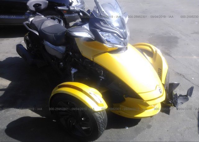 Inventory #140561149 2013 Can-am SPYDER ROADSTER