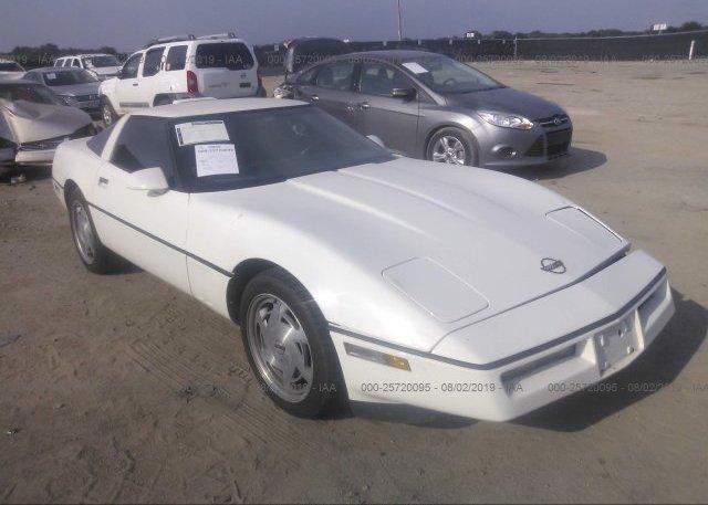 Inventory #959835498 1988 Chevrolet CORVETTE
