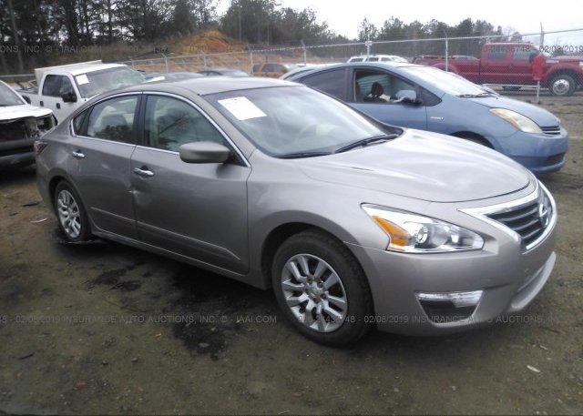 Inventory #370848712 2014 Nissan ALTIMA
