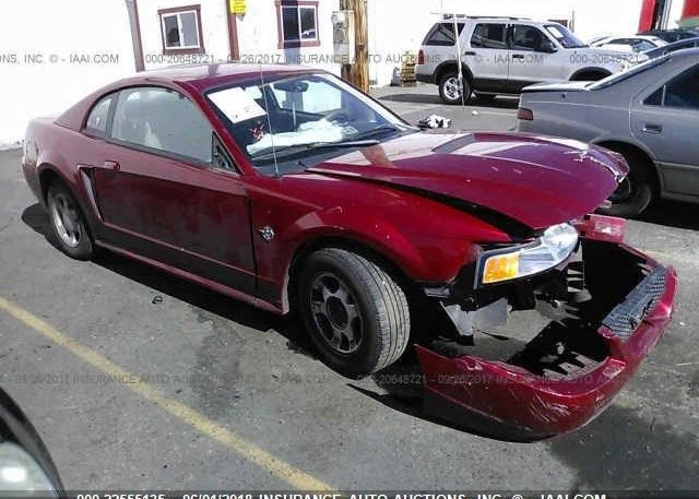 Inventory #643671242 1999 FORD MUSTANG