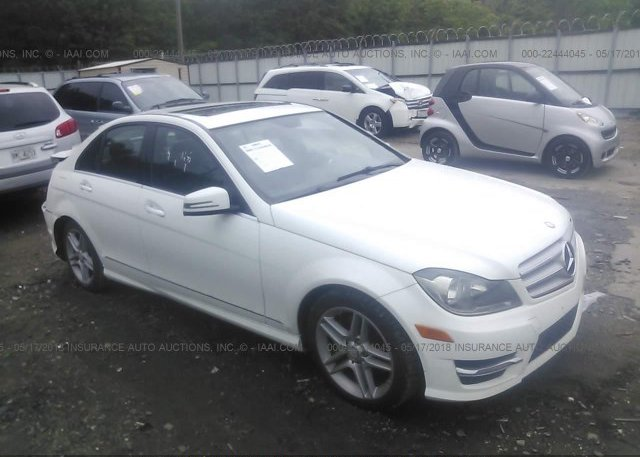 Inventory #110707152 2013 Mercedes-benz C