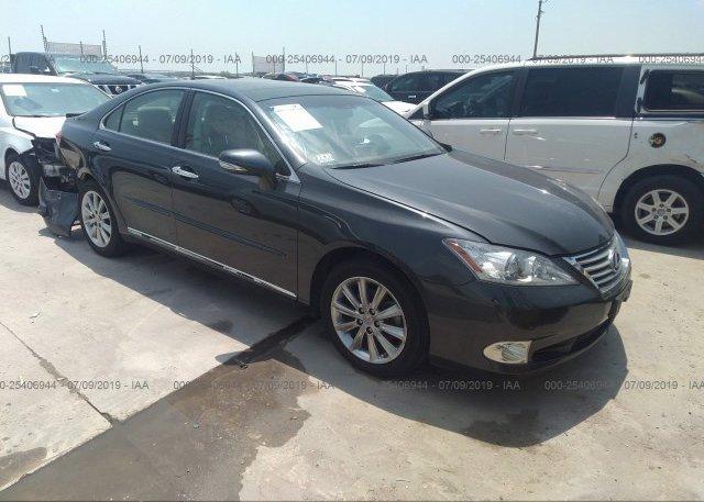 Inventory #810532652 2011 Lexus ES