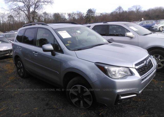 Inventory #454843471 2018 Subaru FORESTER