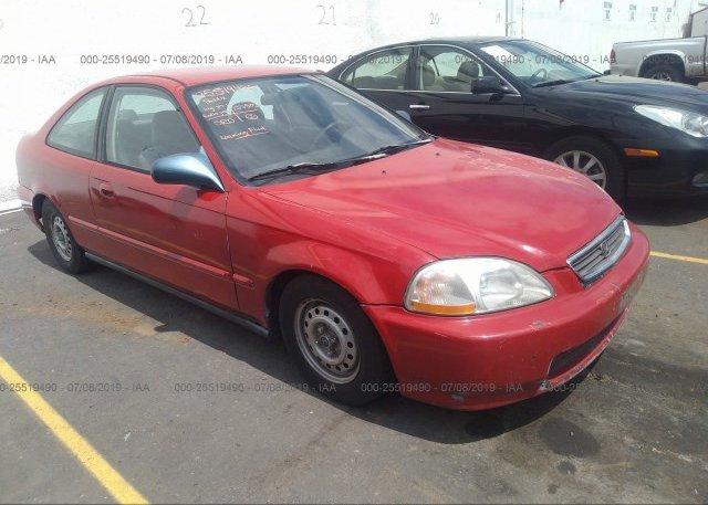 Inventory #148437302 1997 Honda CIVIC