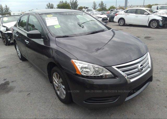 Inventory #119709996 2015 Nissan SENTRA