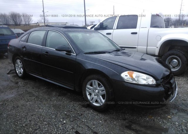 Inventory #750312749 2014 CHEVROLET IMPALA LIMITED