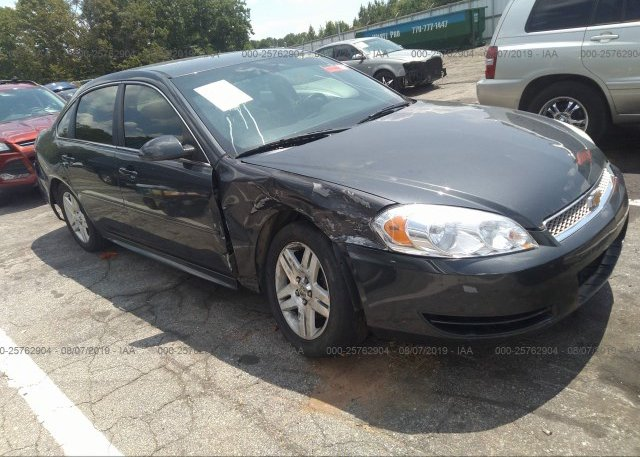 Inventory #733430036 2012 Chevrolet IMPALA