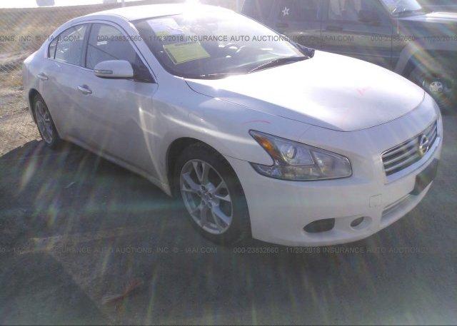 Inventory #686469738 2012 Nissan MAXIMA