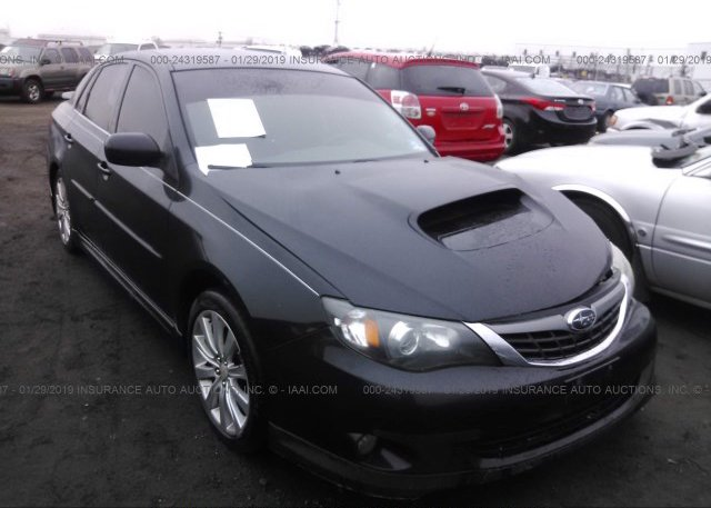 Inventory #119893709 2008 Subaru IMPREZA
