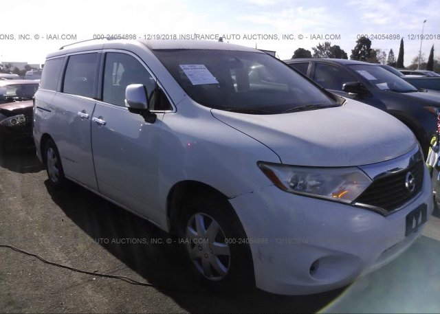 Inventory #952912597 2012 Nissan QUEST