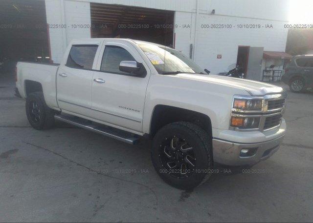 Inventory #728794889 2014 Chevrolet SILVERADO