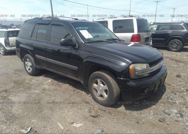Inventory #873091532 2005 Chevrolet TRAILBLAZER