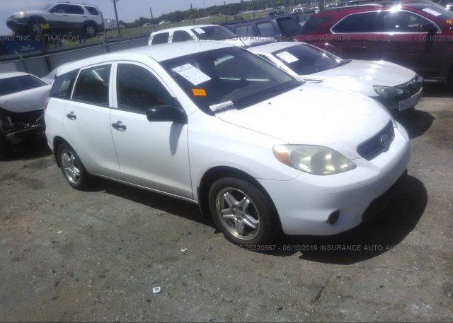 Inventory #617613273 2005 Toyota COROLLA MATRIX