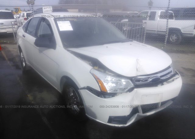 Inventory #768622538 2009 FORD FOCUS