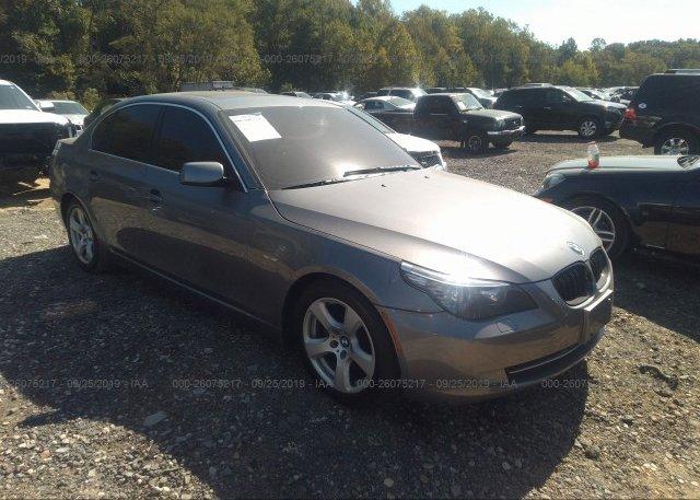 Inventory #755838338 2008 BMW 535