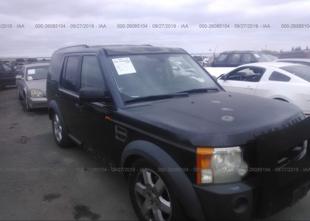Inventory #108331240 2005 Land Rover LR3
