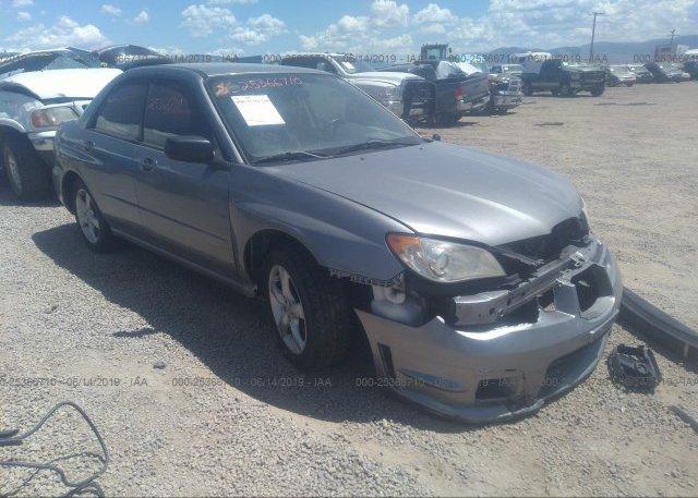 Inventory #892058906 2007 Subaru IMPREZA