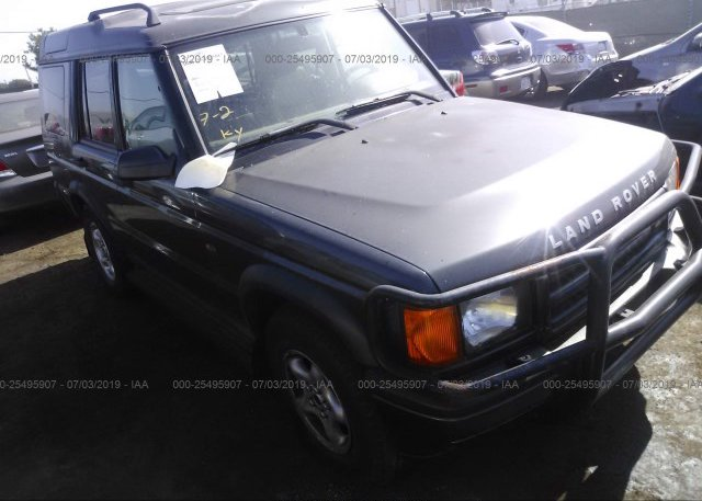 Inventory #374611024 1999 Land Rover DISCOVERY II