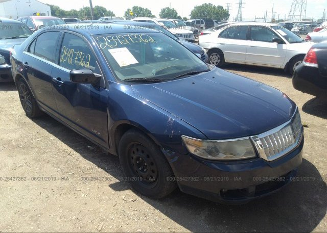 Inventory #115164886 2007 Lincoln MKZ
