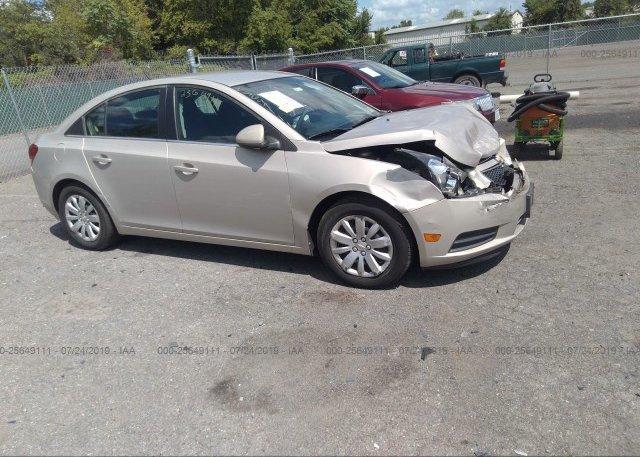 Inventory #462328782 2011 Chevrolet CRUZE