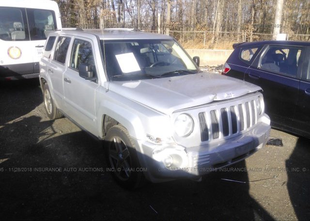 Inventory #421745601 2008 JEEP PATRIOT
