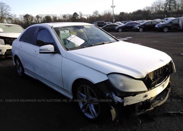 Inventory #359427110 2013 Mercedes-benz C