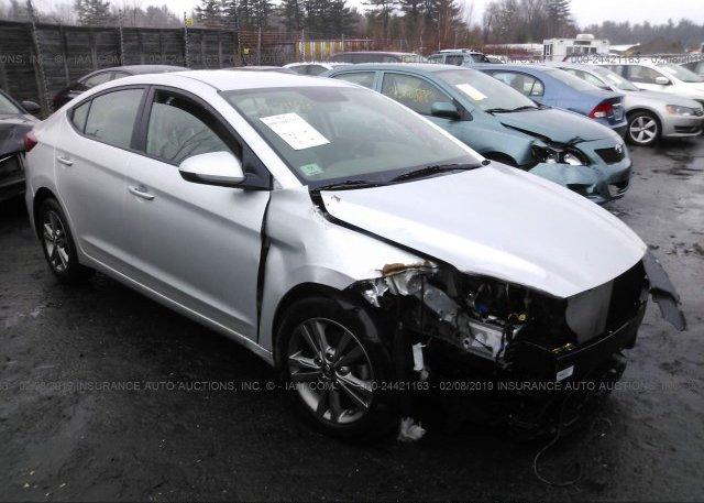 Inventory #989165496 2018 Hyundai ELANTRA