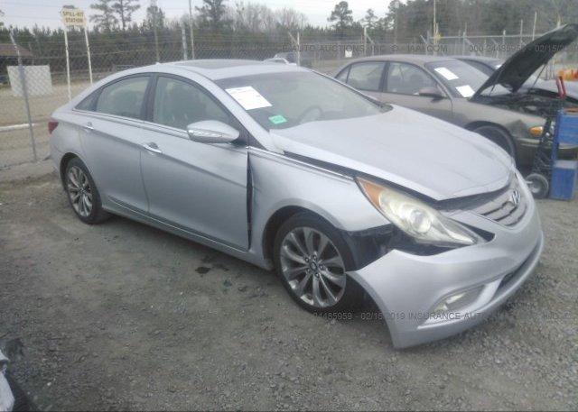 Inventory #954797461 2011 Hyundai SONATA