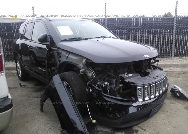 Inventory #664916815 2016 JEEP COMPASS