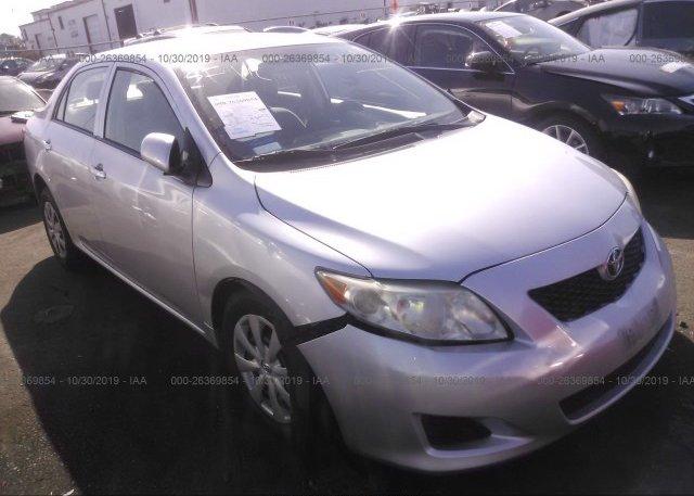 Inventory #626629144 2009 Toyota COROLLA