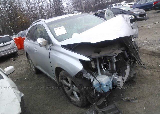 Inventory #727305309 2015 Lexus RX