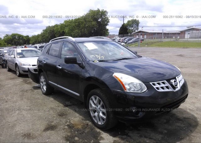 Inventory #445666836 2012 Nissan ROGUE