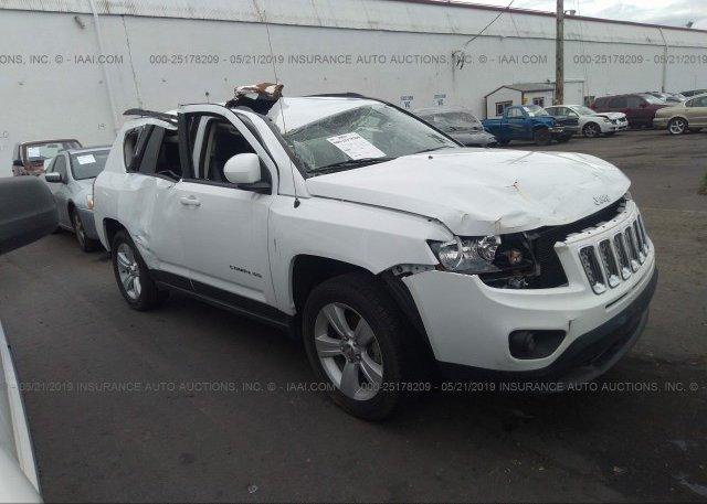 Inventory #540257109 2017 JEEP COMPASS