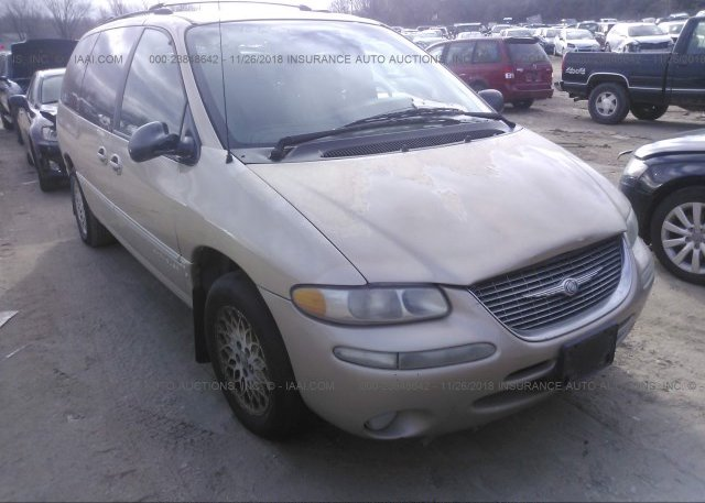 Inventory #737386046 1998 Chrysler TOWN & COUNTRY