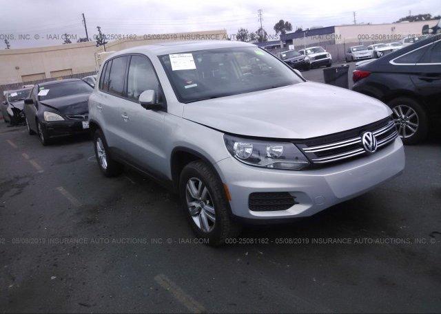 Inventory #992666725 2013 Volkswagen TIGUAN