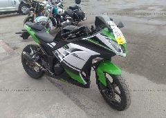 2014 Kawasaki EX300