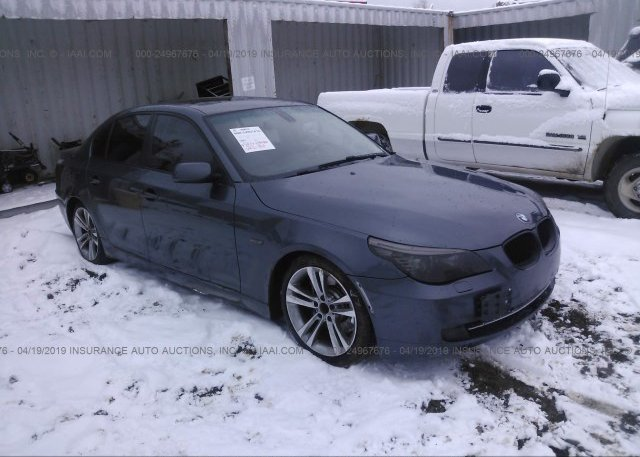Inventory #636930613 2008 BMW 535