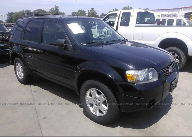 Inventory #417056500 2006 FORD ESCAPE