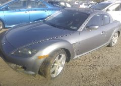 2004 Mazda RX8 - JM1FE173X40106558 Right View